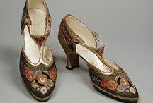 Accessorize: Shoes (1920-1960)