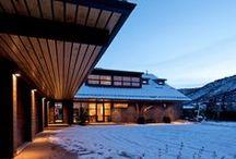 Winter Mountain Resorts