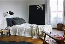 Bedroom.  / by Antonia .