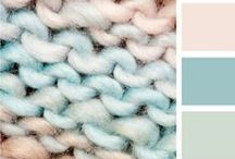 Wool Color Schemes / by Darn Good Yarn