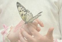 Butterfly Kisses / by Marianne