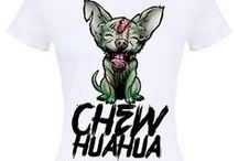 Zombie Petz / If you are a fan of un-dead fashion the check out the Zombie Petz collection exclusive to Grindstore!