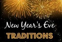 New Years Eve / Games and activities to celebrate the New Year