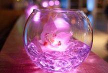 Wedding Decor/Centerpiece Ideas / by Valerie Ostic