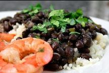 Latin Food - Appetizers and Sides / The best Latin American recipes for snacking and adding weight to your main dishes!