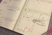 Planners / Bullet Journalling