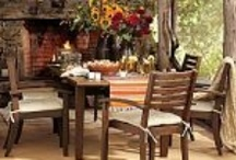 Outdoor Living Ideas / by Robin Schroth