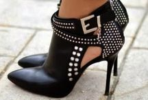 Fashion - Shoes and Purses / Everything a girls needs to bring more joy in her life. :) / by Donna Hochhalter-Rapske