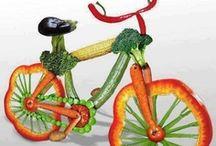 Food - Food Art / by Donna Hochhalter-Rapske