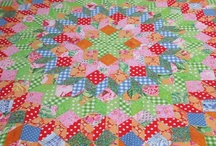 Quilt Inspirations / by Jemima Puddleduck