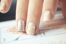 Nails / I'm obsessed.  / by Natasha Gladman
