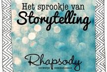 Rhapsody / Blogs | Social Media | Print | Communicatie | Marketing | Verpakkingen | Inspiratie