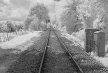 IR Photography / Adventures in infra-red photography with a cheap home modified camera