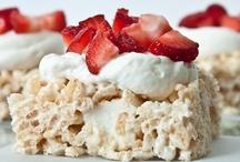 Eat dessert first! / by Katrina Miller