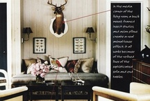 Ranch Chic / Inspiration for our Photo Shoot at Holman Ranch in Carmel, CA