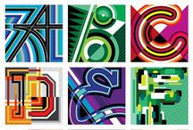alphabets / by Donna Snarr