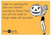 Pumpkin Obsession / by Anita Paulson