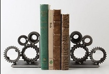 Bookends / by Julia Jones