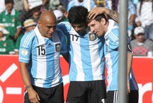 Eliminatorias Brasil 2014 / by Diario Ole