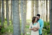 Two Photography Engagements / www.photographyby2.com Boise & International Wedding Photographer / by Frances Corkill