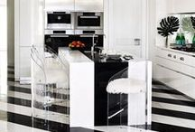 Fashion: From Runway to Room / Fashion designs translated to interior decoration / by Caesarstone US