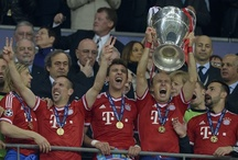 Champions 2012/13 / by Diario Ole
