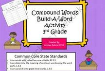 compound words / by Anita Paulson
