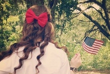 U.S.A  / by Natasha Gladman