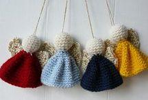 Christmas Crochet / by Idelisa Bird