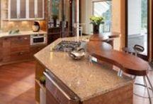 Caesarstone Colors: Chocolate Truffle / by Caesarstone US