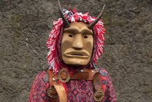 Portugal - Iberian Masks / The pagan soul endures all oppression