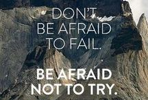 Inspirational quotes / Inspirational quotes, sayings, words, empowerment and encouragement.