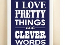 Just So Me / random things that i love / by Cari Wine
