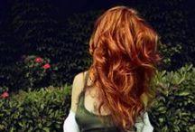 Pretty Hair / by Casey Gahagan
