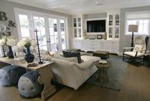 Living Room Love / Living room furniture, decor, layout ideas. / by Melissa 'Smith' Howard