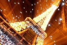 Je tiens à aller à la Tour Eiffel. / by Donna Cordwell