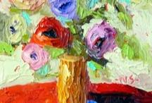 Oil Paintings / by Nancy Standlee