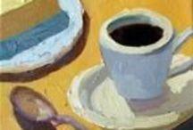 Oil Painting Studies from Peggi Kroll Roberts DVD / by Nancy Standlee