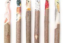 Love handmade & crafts / by Audrey Heikoop-van den Hurk