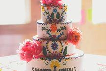 For the love of cake / by Audrey Heikoop-van den Hurk