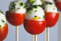 Recipes -- Appetizers, Savory