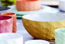 Love ceramics / by Audrey Heikoop-van den Hurk