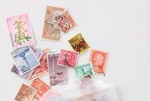 Lovely stamps / by Audrey Heikoop-van den Hurk