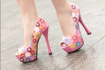 Shoe Pretty / Cinderella is proof that a pair of shoes can change your life.