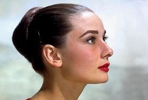 Audrey Hepburn / by Mary Kone