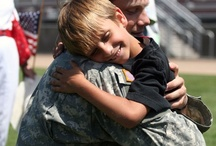 Army mom / by Melissa Stoel