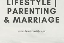 Lifestyle   parenting and marriage / This is a group board for lifestyle bloggers with a focus on parenting and marriage. You may pin as much you like but for every one you pin, please repin one. To join like and message truck our life on facebook.