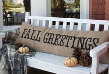 Fall and Thanksgiving / by Rachel Gutting