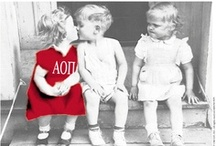 AOII Lovin'!!!! / by Mary Woodward