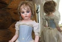 Dolls:   Antique Reproduction / by Mary Kone